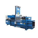 Horizontal Baler SAPHIR 450 Feature 1