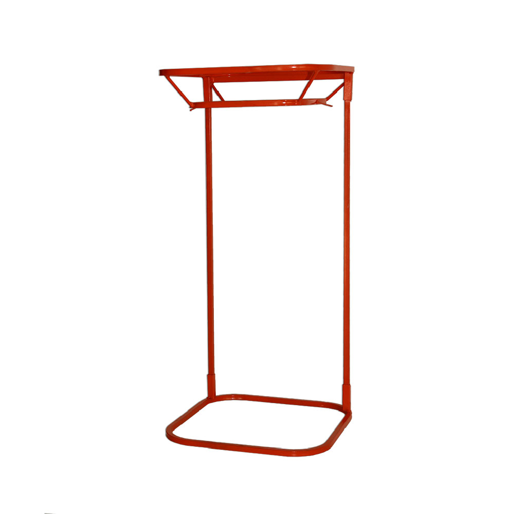 Orange Recycling Frame